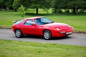 1988 PORSCHE 928 S4 SPORT EQUIPMENT For Sale by Auction
