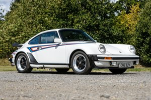 1980 PORSCHE 911 (930) TURBO MARTINI For Sale by Auction