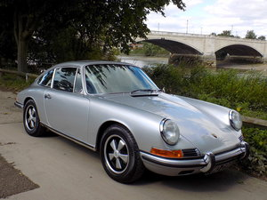 1968 PORSCHE 911L 2.0 SWB COUPE - LHD - MATCHING NUMBERS