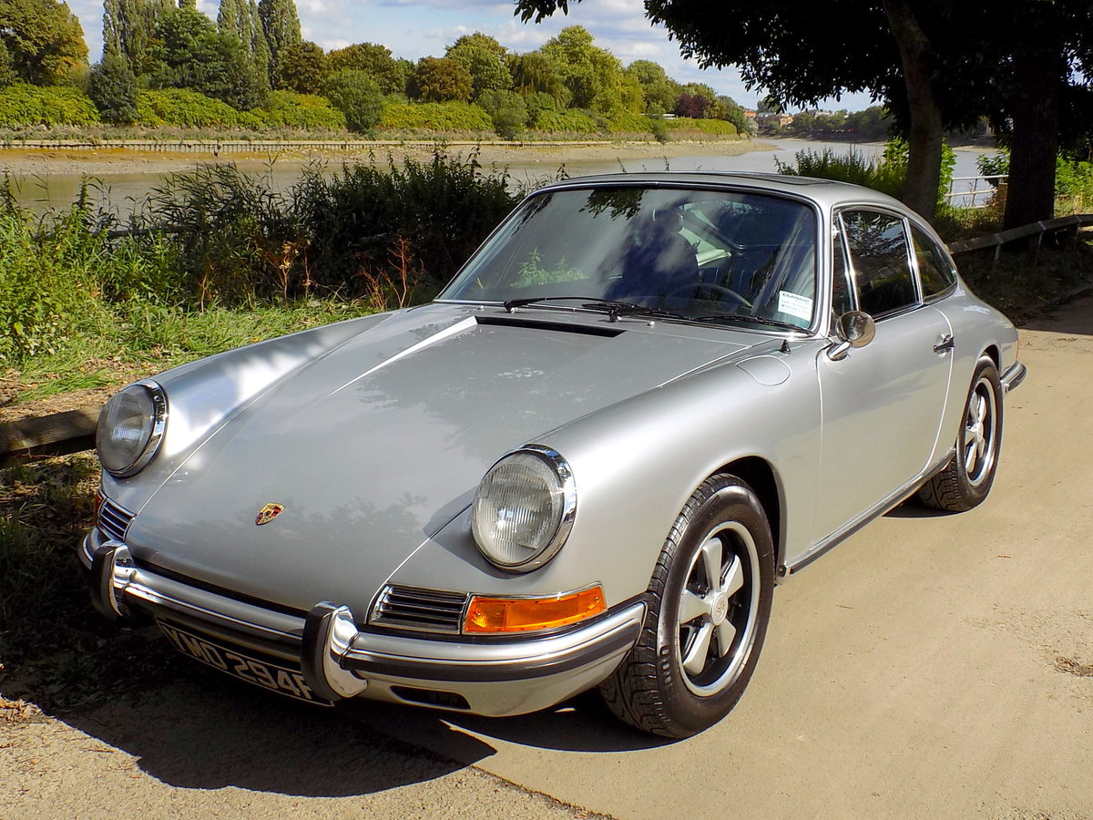1968 PORSCHE 911L 2.0 SWB COUPE - LHD - MATCHING NUMBERS For Sale (picture 6 of 6)