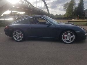 2007 Porsche 997 4S Targa