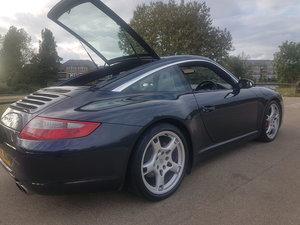 2007 Porsche 997 4S Targa For Sale