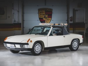 1970 Porsche 914-6 by Karmann For Sale by Auction