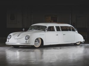 1953 Porsche 356 Limousine Custom  For Sale by Auction
