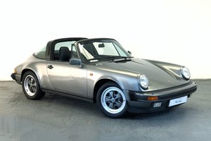 1987 Porsche 911 Carrera 3.2 Targa G50. Superb SOLD