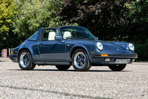 1989 PORSCHE 911 CARRERA 3.2 TARGA For Sale by Auction