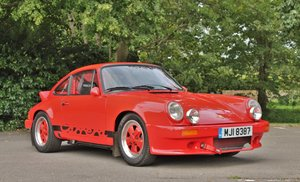 1982 PORSCHE 911 3.0 SC 'RS HOMAGE' For Sale by Auction