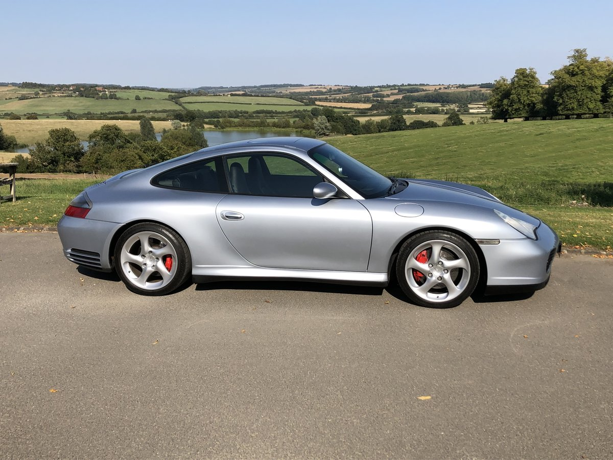 2003 996 Carrera 4S Tiptronic S, 3 Owners, 45k For Sale (picture 2 of 6)