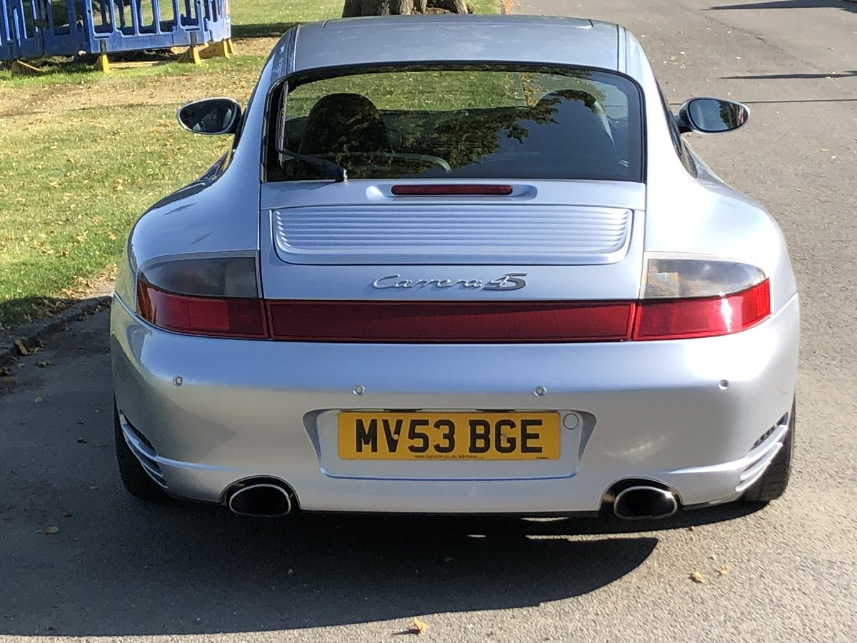 2003 996 Carrera 4S Tiptronic S, 3 Owners, 45k For Sale (picture 3 of 6)