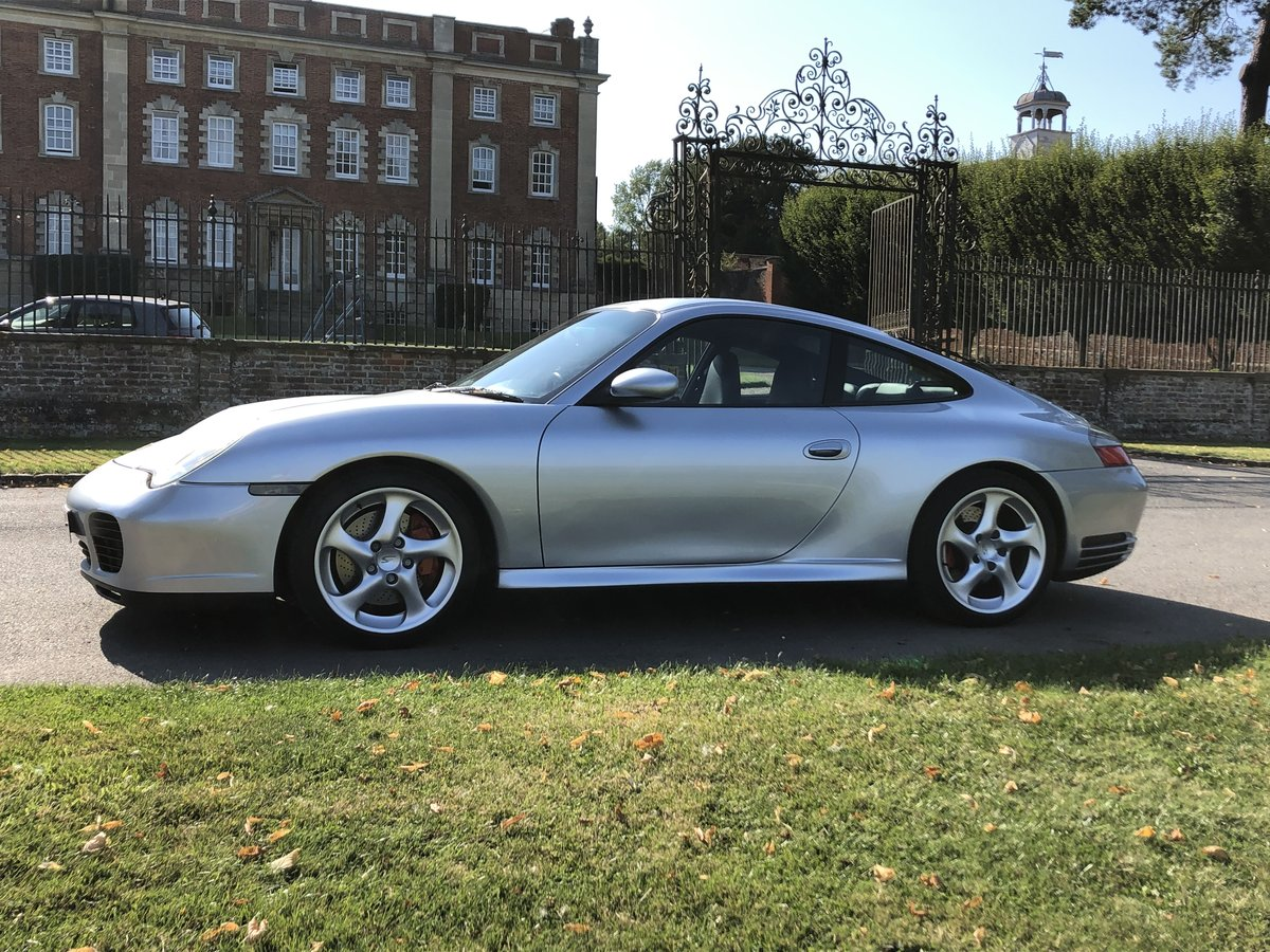 2003 996 Carrera 4S Tiptronic S, 3 Owners, 45k For Sale (picture 4 of 6)