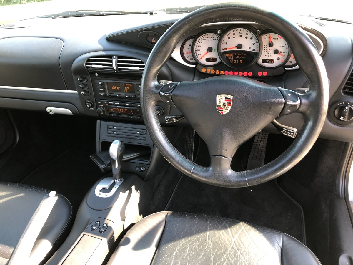 2003 996 Carrera 4S Tiptronic S, 3 Owners, 45k For Sale (picture 6 of 6)