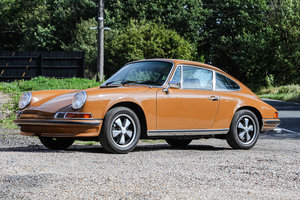 1973 PORSCHE 911T 2.4 For Sale by Auction