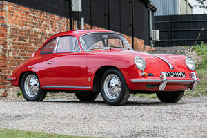 1962 PORSCHE 356B T6 1600 SUPER For Sale