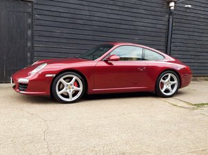 2008 PORSCHE 911/997 GEN II 3.8 CARRERA 2S PDK COUPE ( Big Spec ) SOLD