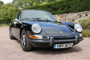 1971 PORSCHE 911 2.2 S For Sale by Auction