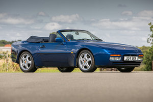 1991 PORSCHE 944 TURBO CABRIOLET For Sale