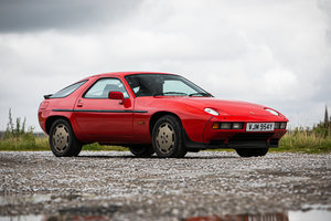 1982 Porsche 928S Manual - Rare Restored Manual Car For Sale by Auction