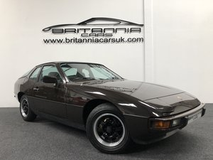 1980 Porsceh 924 JUST 1 KEEPER PLUS DEMO FROM NEW!