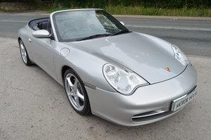 Porsche 911 Carrera 2 Cabriolet Tiptronic Sat/Nav