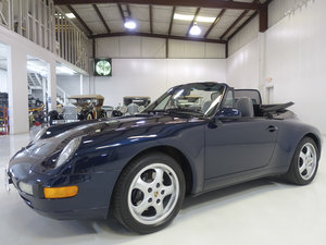 1997 Porsche 911 Carrera 2 Cabriolet For Sale