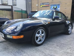 1995 Porsche 993 air-cooled For Sale