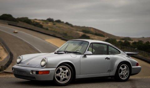 1994 Porsche 964 RS America = Rare 1 of 5 Silver  $139k For Sale