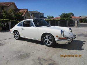 1968 Porsche 912 Concours Restored Winner $50k spent $76.9k For Sale