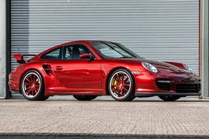 2008 Very rare Right Hand Drive 997 GT2 Clubsport 9555 miles For Sale by Auction
