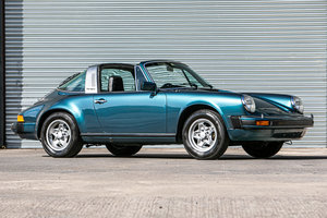 1977 Porsche 911 3.0 Targa just 23,975 miles For Sale by Auction