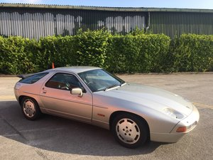 1990 Porsche 928 S4 5.0 v8 Coupe Auto For Sale
