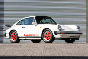 1988 Porsche 911 Carrera 3.2 Clubsport For Sale by Auction