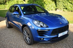 Picture of 2015 Porsche Macan 3.0 V6D S PDK Automatic
