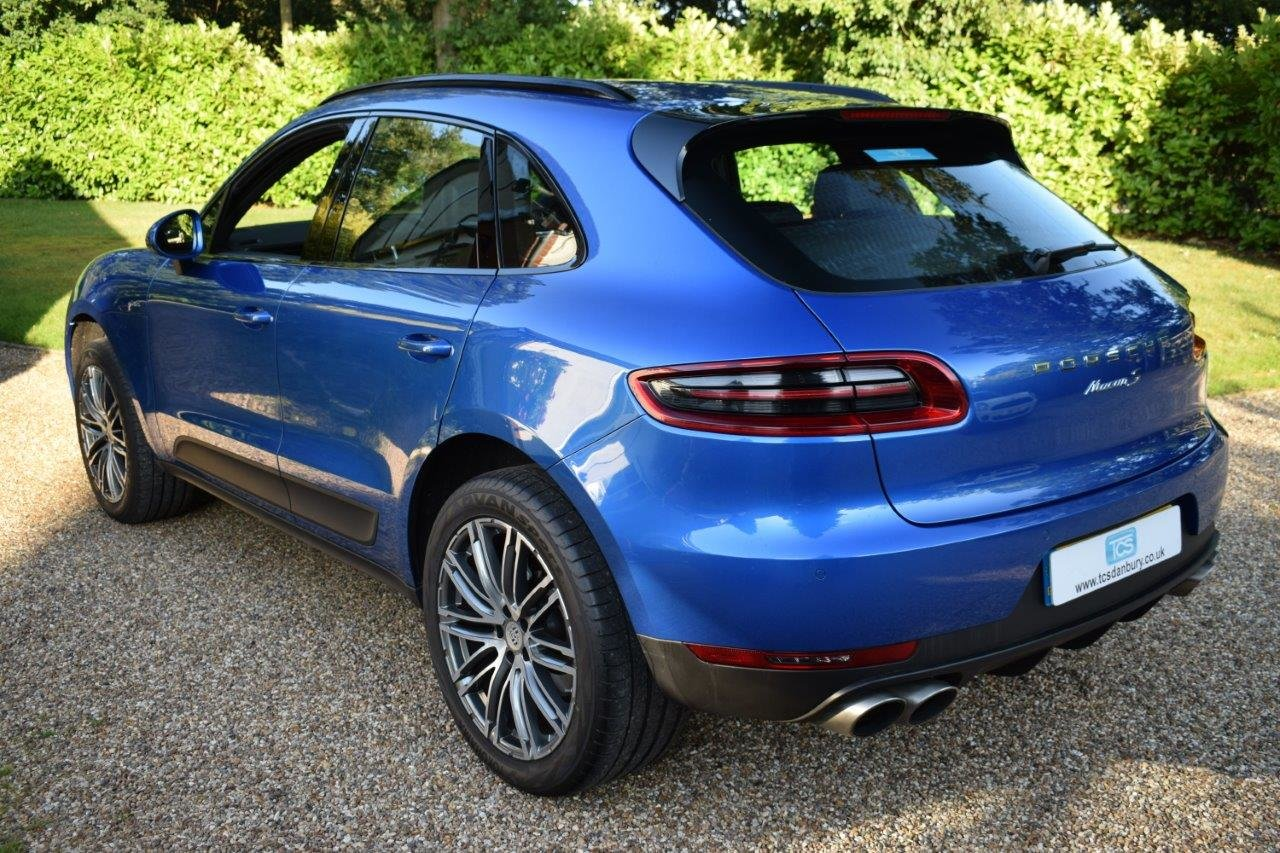 2015 Porsche Macan 3.0 V6D S PDK Automatic For Sale (picture 2 of 6)