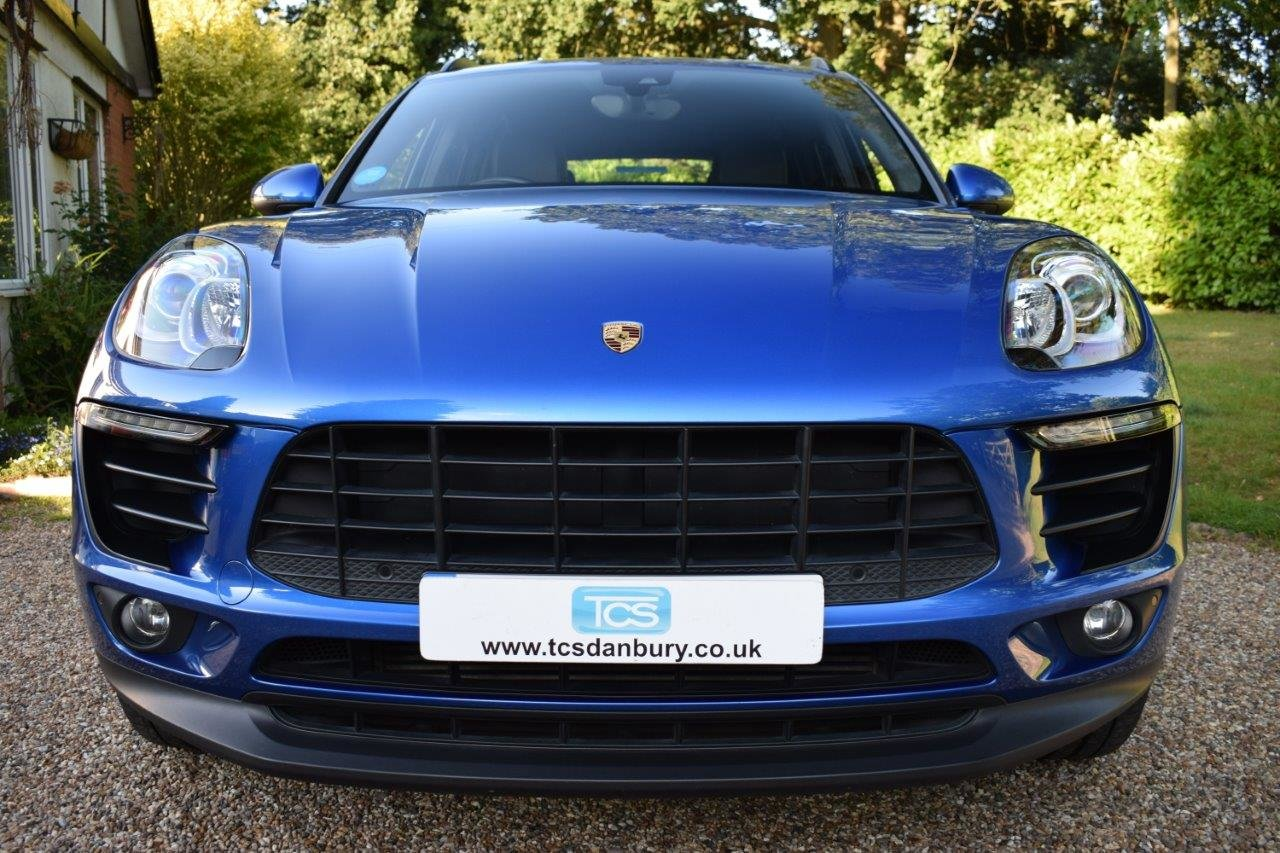 2015 Porsche Macan 3.0 V6D S PDK Automatic For Sale (picture 3 of 6)