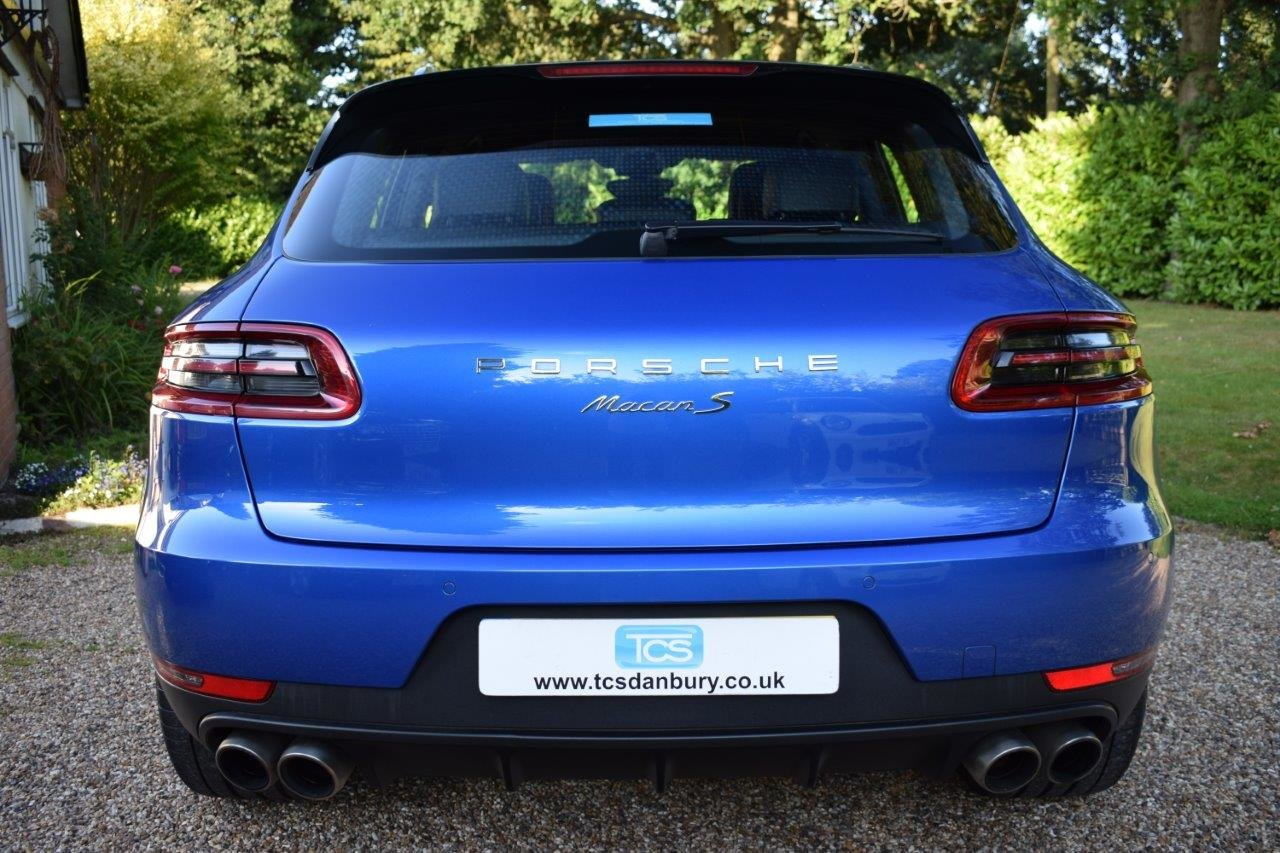 2015 Porsche Macan 3.0 V6D S PDK Automatic For Sale (picture 4 of 6)
