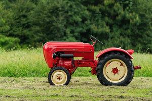 1959 Porsche Diesel Junior 108 Tractor For Sale