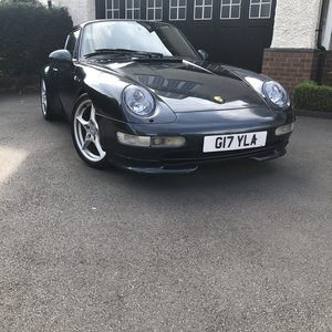 1994 Porsche 911 993 RHD MANUAL COUPE