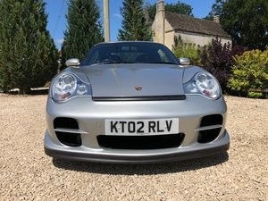 2002 Porsche 996 GT2 Clubsport For Sale