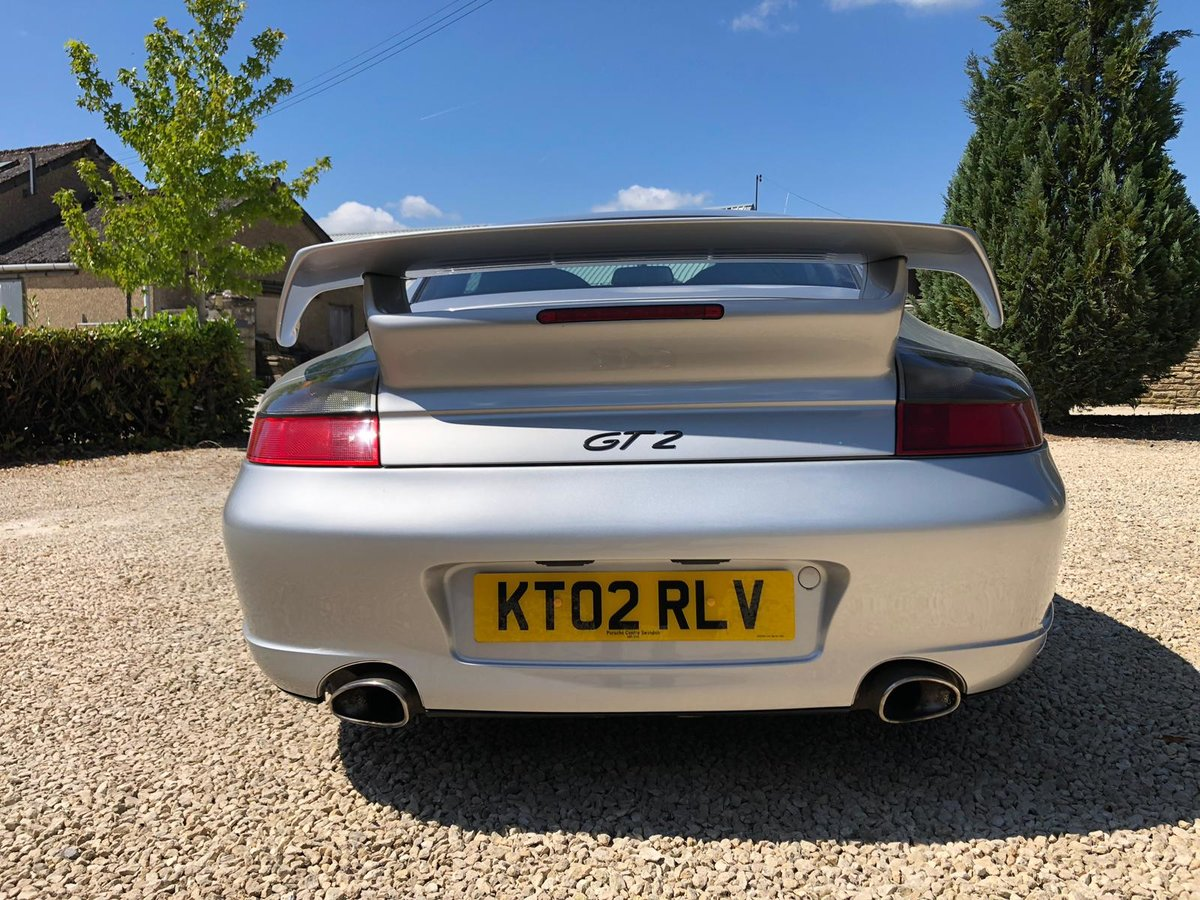 2002 Porsche 996 GT2 Clubsport For Sale (picture 4 of 6)