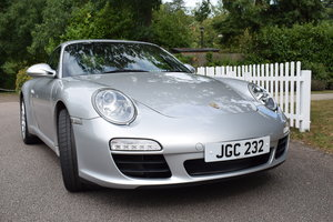 2008 Porsche 911 (997 Gen 2) Sports Chrono  3.6 345bhp