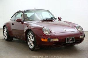 1997 Porsche 993 Targa For Sale
