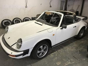 "1972 Porsche 911S 2.4 Targa ""Olklappe"" For Sale"