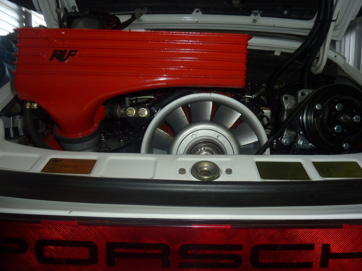 1981 Porsche 911 Turbo 3.3 For Sale (picture 5 of 6)