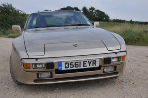 Porsche 944 Lux 79k miles FSH Full MOT great car For Sale