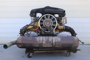 1966 Porsche 911 Spare 911 Engine Running good comps $14.5 For Sale