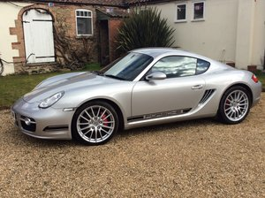 Porsche Cayman S 2007 For Sale