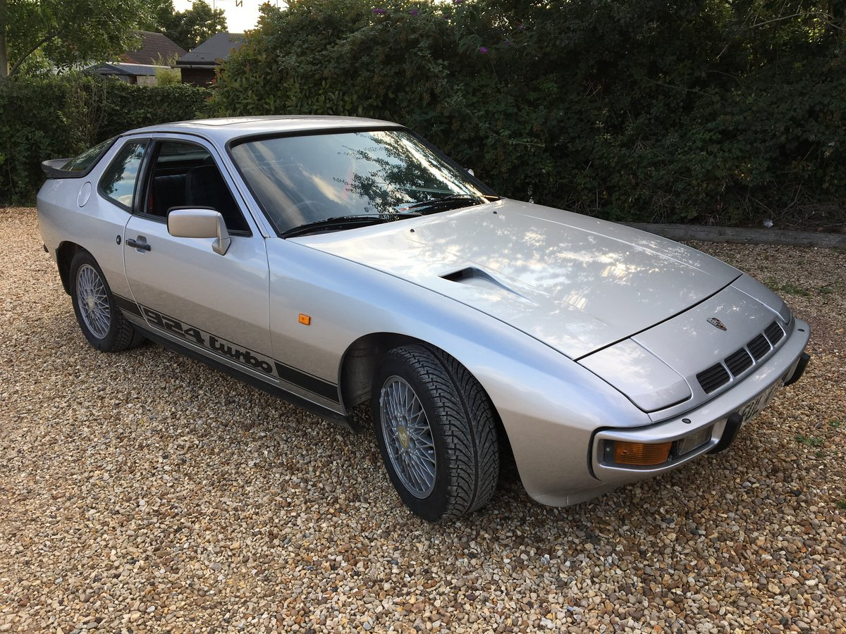 1980 Porsche 924 Turbo For Sale (picture 1 of 6)
