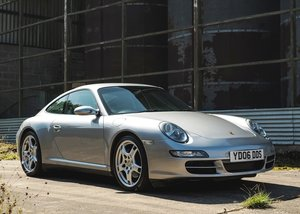 2006 Porsche 911  997 Carrera 4S For Sale by Auction