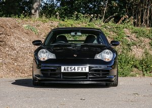 2004 Porsche 911  996 GT3 For Sale by Auction