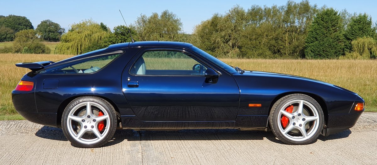 1994 Porsche 928 GTS OCD restoration For Sale (picture 1 of 6)